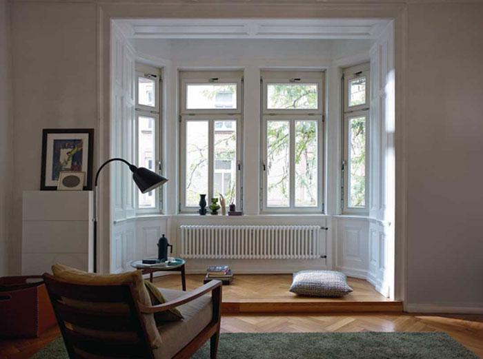 wohnzimmer heizkorper zehnder: wohnen: heißes design u2013, Wohnzimmer